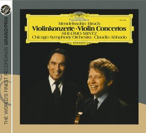 DG 音樂大獎系列12-明茲(Shlomo Mintz)、阿巴多(Claudio Abbado)/孟德爾頌:小提琴協奏曲/布魯赫:第1號小提琴協奏曲etc.(Mendelssohn:Violin Concerto / Bruch:Violin Concerto No. 1 / Kreisler:Caprice viennois op.2, Liebesleid, Liebesfreud)【1CD】