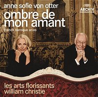 ARCHIV 范歐塔(Anne Sofie von Otter)/愛人的影子 - 法國巴洛克時期詠嘆調[Ombre de mon amant - French baroque arias]【1CD】