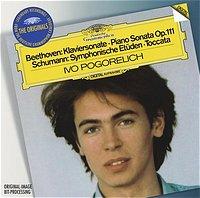 DG 波哥雷利奇(Ivo Pogorelich)/大花版系列210 - 貝多芬:鋼琴奏鳴曲第三十二號、舒曼:交響練習曲、C大調觸技曲[Beethoven:Piano Sonata No. 32、Schumann:Symphonic Etudes、Toccata]【1CD】