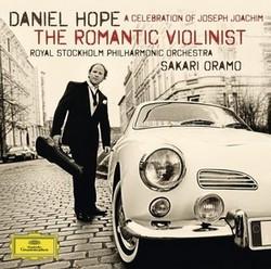 【小閔的古典音樂世界】DG 霍普(Daniel Hope) & 范歐塔(Anne Sofie von Otter)/浪漫提琴手[The Romantic Violinist - A celebration of Joseph Joachim]【1CD】