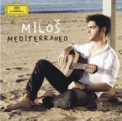 【小閔的古典音樂世界】DG 米洛許(Miloš Karadaglic)/地中海情深 --- 吉他傳說[Mediterráneo]【1CD+1DVD】