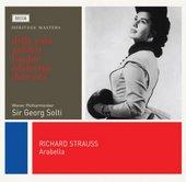 【小閔的古典音樂世界】DECCA 卡莎(Lisa Della Casa) & 貴登(Hilde Gueden) & 蕭提(Georg Solti)/理查.史特勞斯:阿拉貝拉(歌劇全曲)[Richard Strauss:Arabella (Complete Opera)]【2CDs】