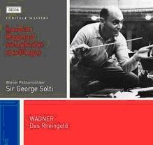 DECCA 蕭提(Sir Georg Solti)/華格納:萊茵的黃金(Wagner:Das Rheingold)【2CDs】