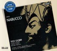 【小閔的古典音樂世界】DECCA 戈比(Tito Gobbi) & 蘇莉歐蒂絲(Elena Souliotis)/笛卡原音系列082 - 威爾第:拿布果[Verdi : Nabucco]【2CDs】