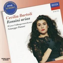 DECCA 芭托莉(Cecilia Bartoli)/羅西尼詠嘆調[Rossini: Arias ]【1CD】