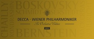 Decca 維也納愛樂管弦樂團傳奇錄音[DECCA·WIENER PHILHARMONIKER - The Orchestral Edition]【65CDs】