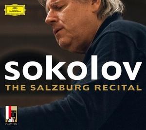 DG 索柯洛夫/薩爾茲堡獨奏會(Sokolov / The Salzburg Recital)【2CDs】
