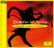 DG 阿卡多(Salvatore Accardo)/魔鬼的顫音[Diabolus In Musica - Accardo interpreta paganini]【1XRCD】
