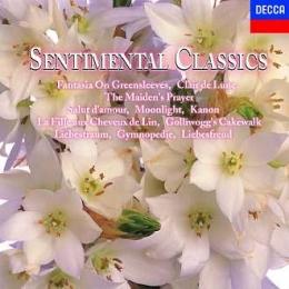 【小閔的古典音樂世界】DECCA 公認最動聽古典抒情名曲 - 抒情古典之最[Sentimental Classics]【6CDs】