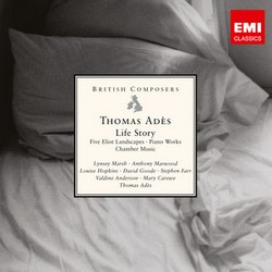 EMI 阿德斯(Thomas Adès)/英國作曲家系列 - 阿德斯:生命故事[British Composers - Thomas Adès: Life Story]【1CD】
