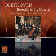【小閔的古典音樂世界】Virgin 鮑羅定弦樂四重奏團(Borodin Quartet)/貝多芬:弦樂四重奏第11號、第15號[Beethoven: String Quartets Nos. 11 & 15]【1CD】