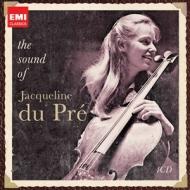 【小閔的古典音樂世界】 EMI 杜普蕾的遺世琴韻─大師的聲音《限量套裝》[The Sound of Jacqueline Du Pré]【4CDs】