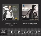 Virgin 雅洛斯基(Philippe Jaroussky)/雅洛斯基的韋瓦第耶誕套組[Philippe Jaroussky─2CD Originals Limited Edition]【2CDs】