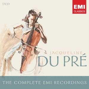 【小閔的古典音樂世界】EMI 杜普蕾EMI錄音全紀錄(Jacqueline du Pre / The Complete EMI Recordings)【17CDs】