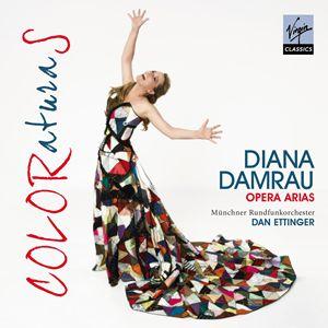 Virgin 黛安娜丹姆勞(Diana Damrau)、丹艾丁格(Dan Ettinger)/黛安娜丹姆勞的百變花腔(Diana Damrau / COLORaturaS)【1CD】