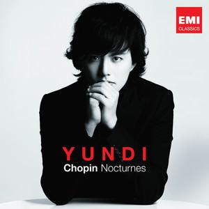 EMI 李雲迪(Yundi Li)/蕭邦:夜曲全集[Chopin:Nocturnes]【2CDs】