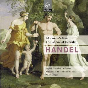 Virgin 雷哲(Philip Ledger)/真理系列 - 韓德爾:亞歷山大之宴、海克力士的抉擇[Handel : Alexander's Feast、The Choice of Hercules]【2CDs】