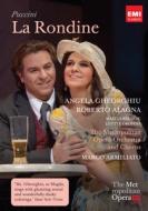 EMI 阿藍尼亞(Roberto Alagna) & 喬琪歐(Angela Gheorghiu)/普契尼:燕子[Puccini: La rondine - Live from the Met]【1DVD】