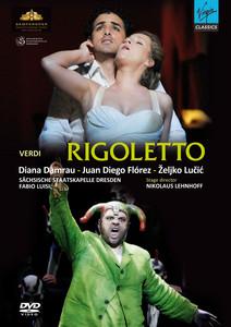 Virgin 佛瑞茲(Juan Diego Flórez) & 黛安娜丹姆勞(Diana Damrau)/威爾第:弄臣[Verdi : Rigoletto]【1DVD】