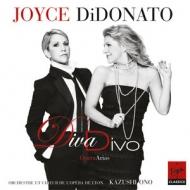 EMI 狄杜娜朵(Joyce DiDonato)/女聲?男聲!狄杜娜朵詠嘆調集[Diva, Divo]【1CD】