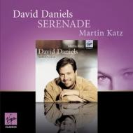 Virgin 大衛丹尼爾斯(David Daniels)/假聲男高音的小夜曲[Serenade]【1CD】