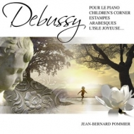Virgin 尚-班納.波米葉(Jean-Bernard Pommier)/德布西:鋼琴名曲集[Debussy:Children's corner Pour le piano]【1CD】