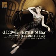 "Virgin 娜妲莉德賽(Natalie Dessay)/埃及豔后的詠嘆調-德賽演唱凱撒大帝[Handel : ""Cleopatra"" - Giulio Cesare Opera arias]【1CD】"