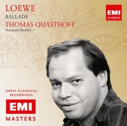 EMI 夸斯托夫(Thomas Quasthoff)/大師原典系列49 - 勞威:敘事曲集[Loewe: Ballades]【1CD】