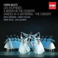 EMI 夢幻芭蕾經典系列 - 蕭邦的芭蕾舞劇[Ballet Edition - The music of Chopin, used in Ballet]【2CDs】