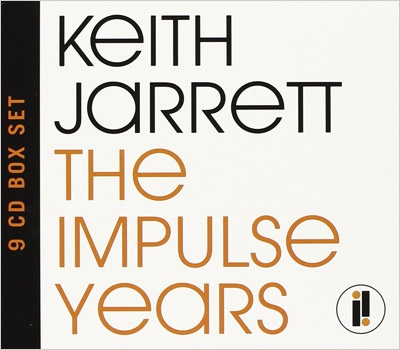 Impulse Keith Jarrett / The Impulse Years 1973-1976【9CDs】