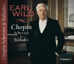 IVORY 懷爾德(Earl Wild)/蕭邦:詼諧曲&敘事曲【1CD】