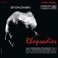 SONY∮BMG 史托科斯基(Leopold Stokowski)/史托科斯基:狂想曲[Leopold Stokowski: Rhapsodies]【1CD】