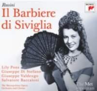 SONY∮BMG 龐絲(Lily Pons) & 史帝法諾(Giuseppe Di Stefano)/《紐約大都會歌劇院系列1》羅西尼:塞維里亞理髮師[Rossini: Il Barbiere di Siviglia]【2CDs】