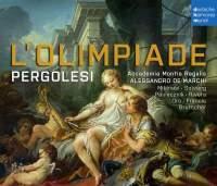 SONY∮BMG 馬奇(Alessandro De Marchi)/裴高雷西:奧林匹克[Pergolesi: L'Olimpiade]【3CDs】