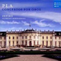 SONY∮BMG  和風樂團(Zefiro Orchestra)/普拉兄弟:雙簧管協奏曲[Pla: Concertos for oboe]【1CD】