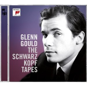 【小閔的古典音樂世界】SONY 顧爾德與舒瓦茲柯芙的錄音[Glenn Gould: The Schwarzkopf Tapes]【1CD】