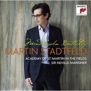 【小閔的古典音樂世界】SONY 史岱費爾德(Martin Stadtfeld)/孟德爾頌:第一號鋼琴協奏曲、無言歌(選曲)[Mendelssohn: Piano Concerto No.1、10 lieder ohne worte]【2CDs】