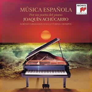 SONY 為鋼琴詩人所寫的西班牙鋼琴名曲[Música Española por un Poeta del Piano]【1CD】
