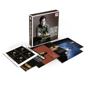 SONY 佛萊瑞 - 哥倫比亞錄音全集[Nelson Freire - The Complete Columbia Album Collection]【7CDs】