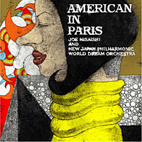 UNIVERSAL 久石 讓(Joe Hisaishi)/花都舞影[American in Paris]【1CD】