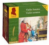 Brilliant 阿卡多&坎尼諾/莫札特:小提琴奏鳴曲、變奏曲K359、K360【8CDs】