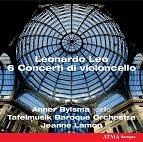 ATMA 畢爾斯馬(Anner Bylsma)/雷奧納多‧里歐:六首大提琴協奏曲【1CD】