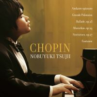 AVEX 辻井伸行/摯愛蕭邦[Nobuyuki Tsujii|Chopin]【1CD】