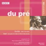 BBC 杜普蕾(Jacqueline du Pré)/德弗札克:大提琴協奏曲、易白爾:大提琴與木管協奏曲[Dvorak: Cello Concerto、Ibert: Concerto for Cello and Wind Instruments]【1CD】