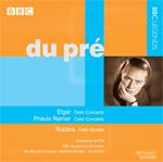 BBC 杜普蕾(Jacqueline du Pré)/艾爾加:大提琴協奏曲[Elgar: Cello Concerto]【1CD】