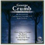 【小閔的古典音樂世界】BRIDGE 喬治.克朗(George Crumb)作品全集第12集[George Crumb:The Complete Crumb Edition, Volume 12 - Eleven Echoes of Autumn, Vox Balaenae, The Sleeper, Five Pieces for Piano, Dream Sequence]【1CD】