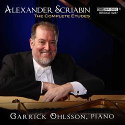 【小閔的古典音樂世界】BRIDGE 歐爾森(Garrick Ohlsson)/歐爾森演奏史克里亞賓練習曲全集[Scriabin:The Complete Etudes for Piano]【1CD】