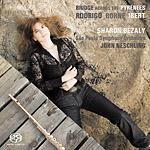 BIS 莎朗.貝札莉(Sharon Bezaly)/橫跨庇里牛斯山之橋:羅德利果、波爾尼、易白爾:長笛作品【1SACD】