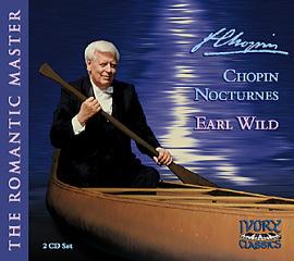 IVORY 懷爾德(Earl Wild)/蕭邦:夜曲全集【2CDs】