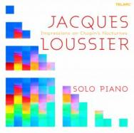 TELARC 賈克.路西耶(Jacques Loussier)/蕭邦:《夜曲》印象[Chopin: Impressions on Chopin's Nocturnes]【1CD】